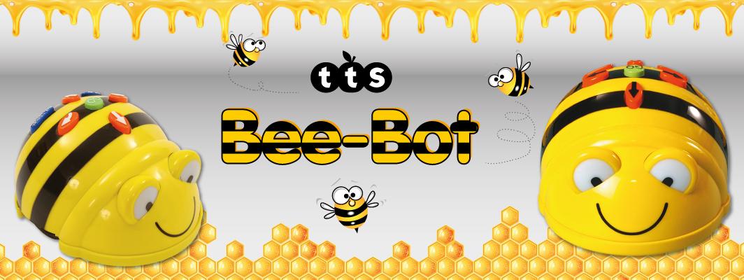 Bee-Bots bij Robotsopschool.nl